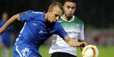 FC Groningen pakt in Liberec op valreep eerste punt