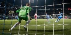Jans verwijt Nijland en Veldwijk niets na gemiste penalty