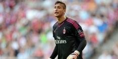 López bij Milan gepasseerd door 16-jarige keeper