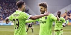 """Ajax-debutant Hendriks: """"Dit jaar mijn kansen gepakt"""""""