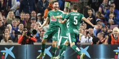 Eibar na zege op zesde plaats in Primera Division