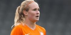 Oefenduel Oranje Leeuwinnen met Polen gestaakt