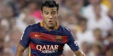 Barcelona geeft geblesseerde Rafinha nieuw contract