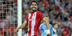 Athletic de Bilbao geeft Partizan Belgrado pak slaag