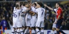 Dembélé nekt Anderlecht, Huntelaar gelijk, Lazio op drempel