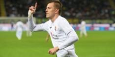 Fiorentina aan kop, Juventus verpest debuut Emanuelson