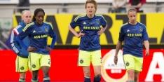 Ajax-vrouwen komen vroege achterstand ruim te boven