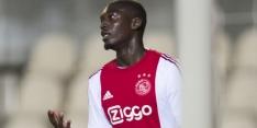 'Hattrick-held' Sanogo wil niet over Ajax praten