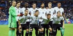 Routiniers en trio zonder interlands in Duitse voorselectie