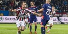 """Zelfreflectie clubhopper Falkenburg: """"Af en toe onbegrijpelijk"""""""