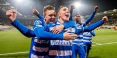 PEC Zwolle lijkt trio snel langer aan zich te binden