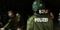 Duitse politie houdt honderden fans aan rond streekderby