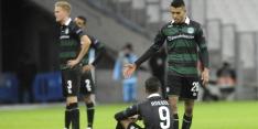 FC Groningen ten onder door late treffer Batshuayi