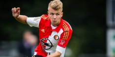 Feyenoord legt talent Schuurman tot medio 2020 vast
