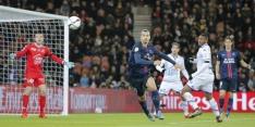 Paris Saint Germain blijft ook tegen Troyes ongeslagen