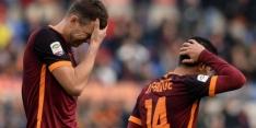 AS Roma verrassend onderuit, Carpi verlaat laatste plaats