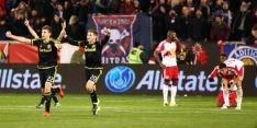 Columbus Crew en Portland Timbers in MLS-finale