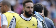 Ramos, Carvajal en Varane trainen weer bij Real