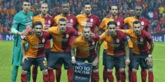 Galatasaray thuis laat maar ruim langs Bursaspor