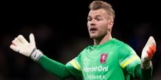 Twente-keeper Marsman vangt bot bij tuchtcommissie