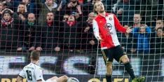 """Van Bronckhorst: """"Gustafson is kapot van schorsing"""""""