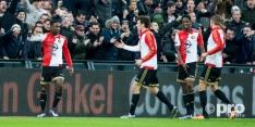 """Van Bronckhorst kritisch: """"Ons spel was slordig"""""""
