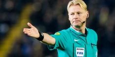 Blom en Nijhuis fluiten in voorronde Europa League