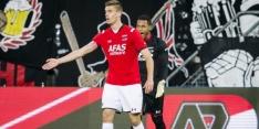 """Van den Brom: """"Henriksen is drie kilo kwijtgeraakt"""""""