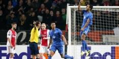 Ajax sluit mislukt Europees seizoen af in mineur