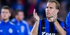 """Vormer: """"Kampioen worden tegen Anderlecht zou echt leuk zijn"""""""