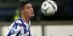 Marzo hoeft geen wedstrijd te missen bij Heerenveen