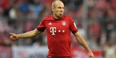 """Robben baalt van griep: """"Weer paar dagen verloren"""""""