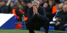 Mourinho en sportarts Carneiro schikken voor rechter