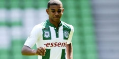 Bacuna maakt basisdebuut bij FC Groningen