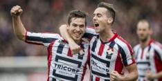 Willem II wil door met Lamprou, Wuytens en Heerkens