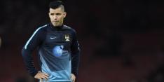 Agüero wil City-contract uitdienen en dan vertrekken