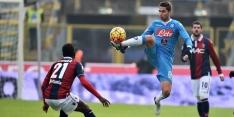 Napoli verlengt met gewilde Braziliaan Jorginho