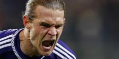Vertrekkende Gillet helpt Anderlecht aan volle buit