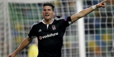 Besiktas viert opening nieuw stadion met overwinning