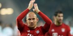 Karlsruhe verrast Bayern in oefenduel, Robben is terug