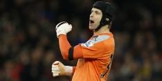 Arsenal mist Cech en Koscielny tegen Tottenham Hotspur