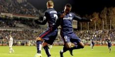 Atlético Madrid sleept in slotfase drie punten uit het vuur