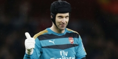 Arsenal moet het een tijdje zonder Cech stellen