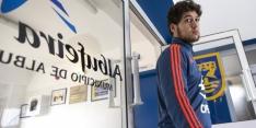"""Achahbar blijft bij Feyenoord: """"Ik zit op dit moment goed"""""""