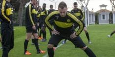 Roda JC laat Buijs en Biemans transfervrij vertrekken