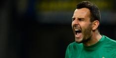Handanovic dacht Champions League te spelen bij Inter