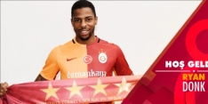Galatasaray presenteert 'Ryan Henk Donk' officieel