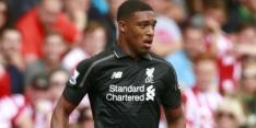 Liverpool in eerste halve finale nipt langs Pieters en Afellay