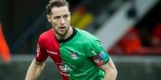 Van Eijden na afketsen transfer weer bij NEC-selectie