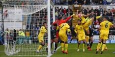 Geplaagd Aston Villa wint ook niet van vierdeklasser